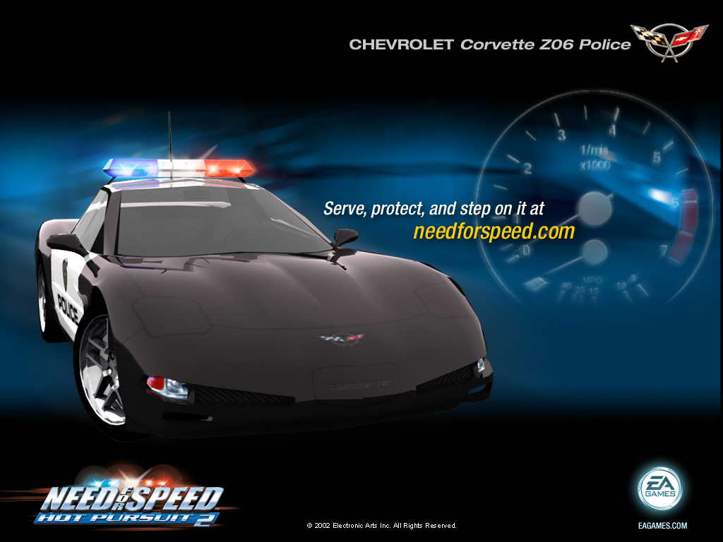 Need For Speed Hot Pursuit  Cop Car Cheats