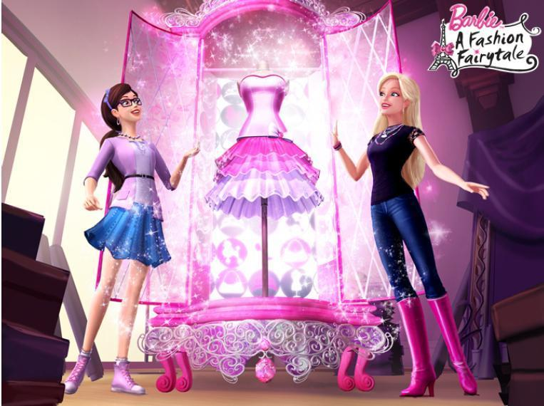 Juegos De Barbie A Fashion Fairytale Imagenes de Barbie Moda Mgica