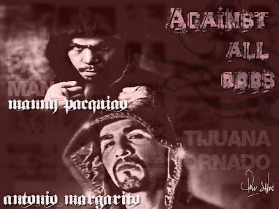 Manny Pacquiao vs Antonio Margarito
