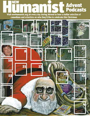 new humanist advent calendar