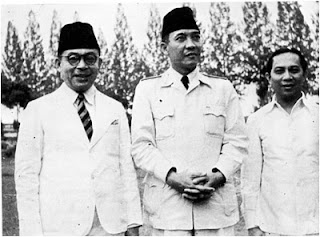 Bung Karno Tokoh Pemimpin Merakyat