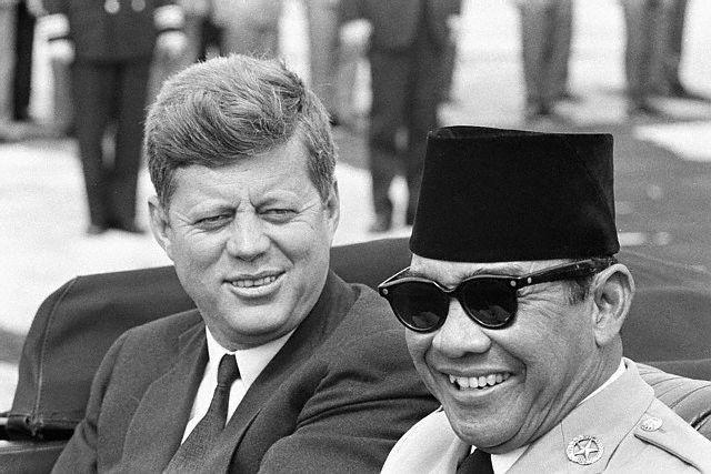 Ir. Soekarno, Presiden Terbaik Indonesia dan Disegani