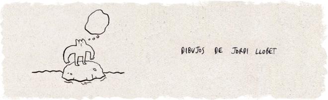 Dibujos de Jordi Llobet