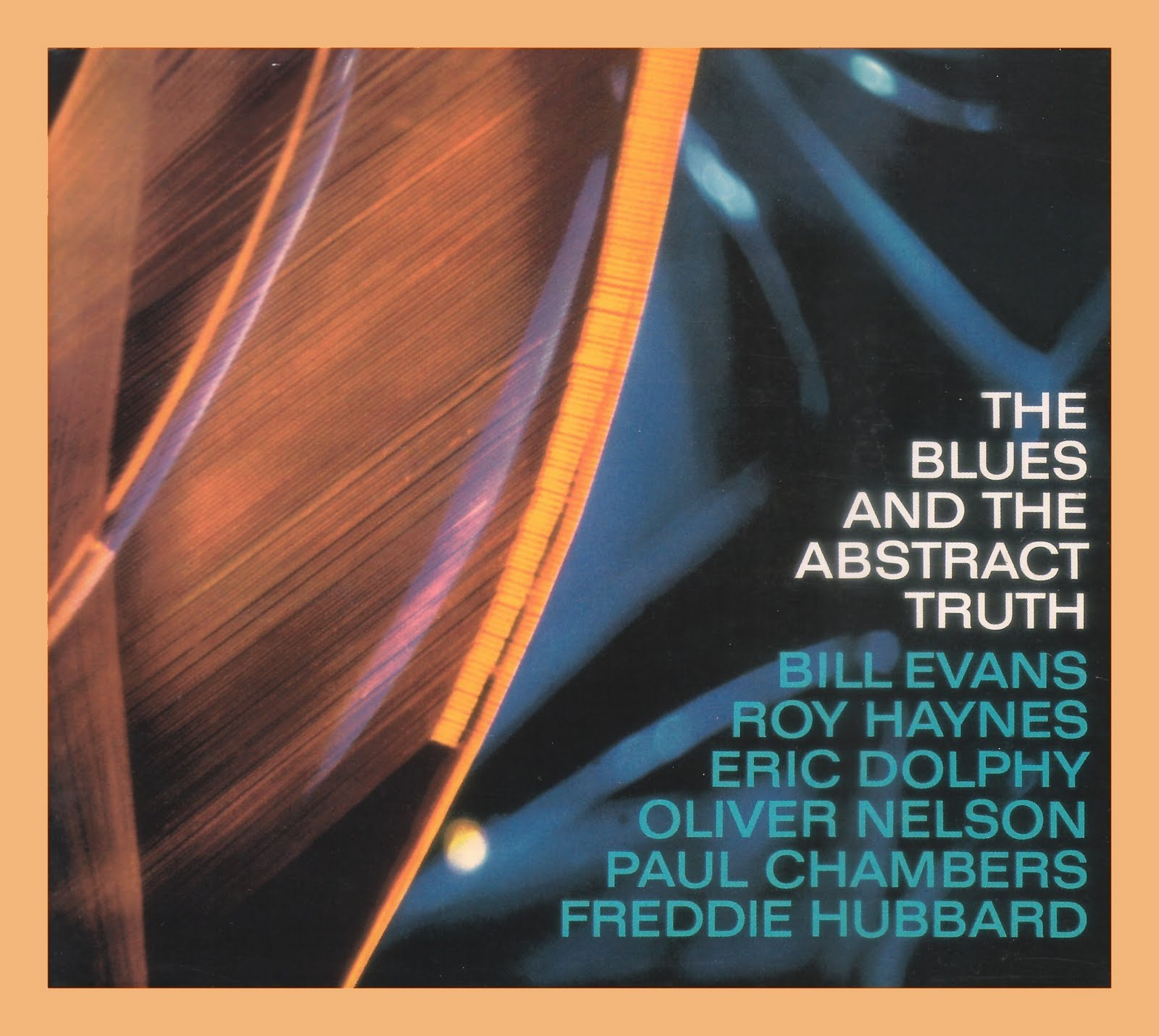album art - the blues and the abstract truth