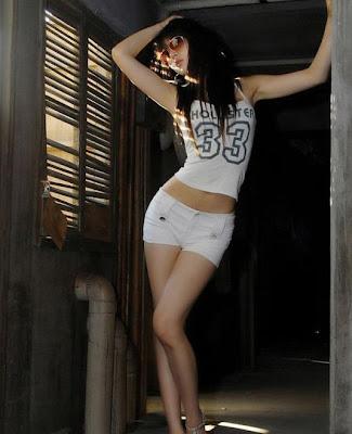 Hwang mi hee abg model bugil dan artis gadis foto telanjang