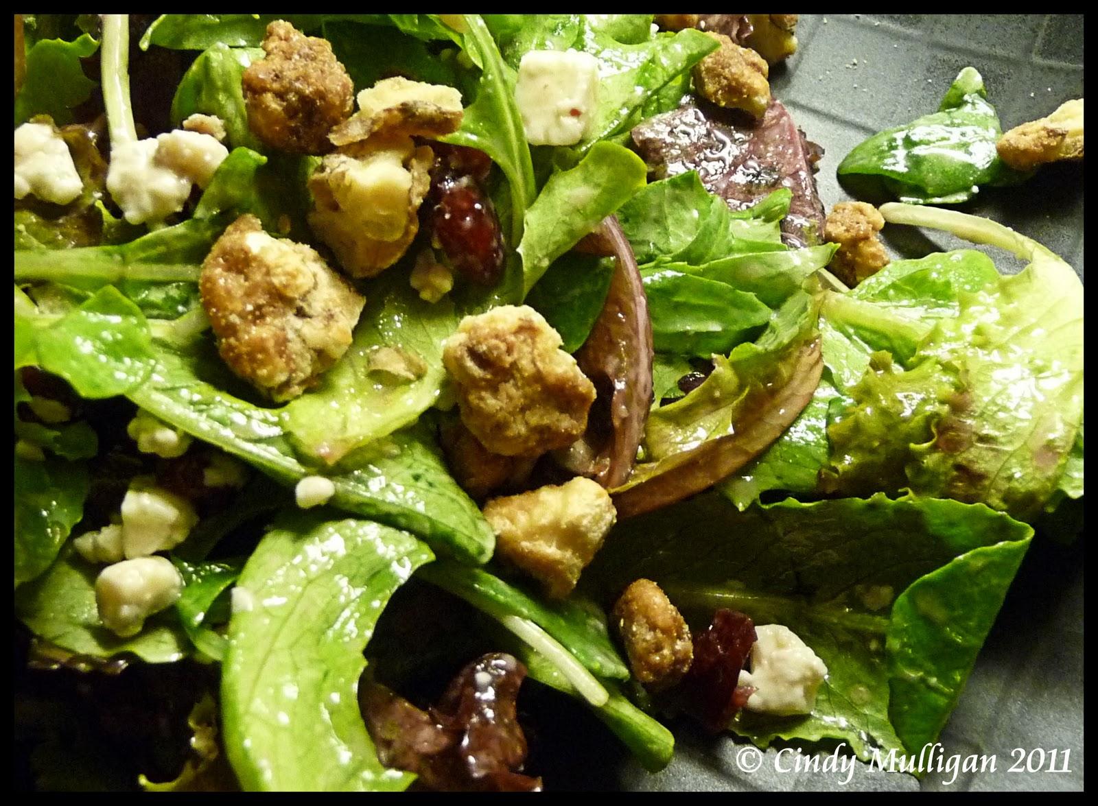 salad missy s candied walnut gorgonzola salad recipe yummly missy ...