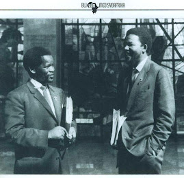 O.R ( Oliver Tambo with Nelson Mandela ( 1962 in Addis Ababa) OUR GREATEST LEADERS