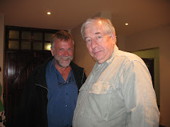 Bill  Sewell with  Lars Rudling