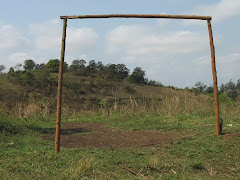 TINY RURAL SOCCER FIELD