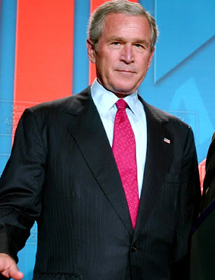 George W. Bush On The Bible, Jobs, and Gas Prices