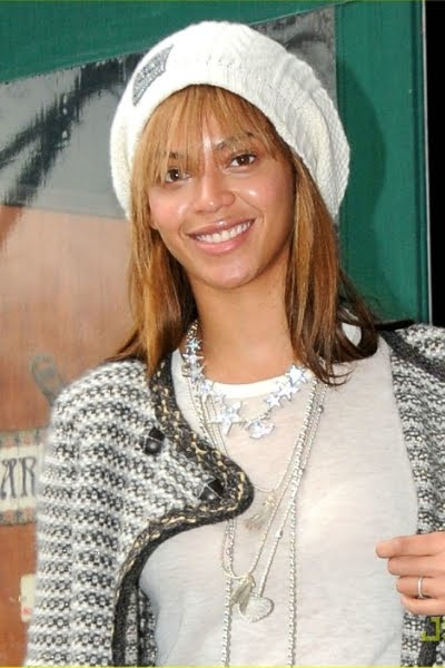 kim kardashian without makeup and weave. beyonce without makeup pretty