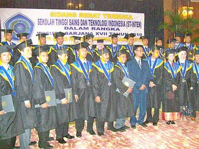 2010 Graduates: Informatics Engineering