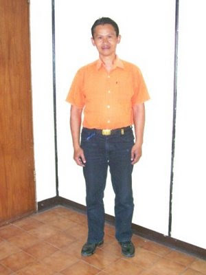 ST-INTEN Security Officer: Puji Rahayu