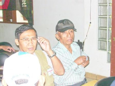 Ir. Adang Sadikin (YC1BAR), Saidjoer (YD1BGX)