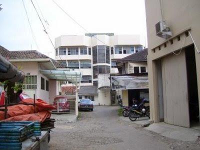 Our beloved campus, Jl.Ir.H. Juanda 126B&F, Bandung, Indonesia 40132