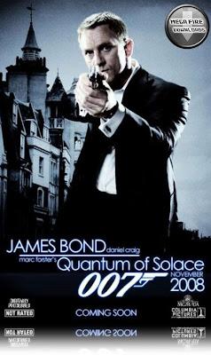 007: Quantum of Solace - Dublado