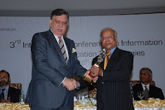 Mr. Shaukat Tareen inaugurates ICICT2009