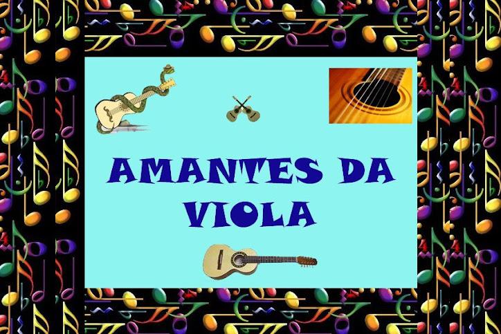 AMANTES DA VIOLA