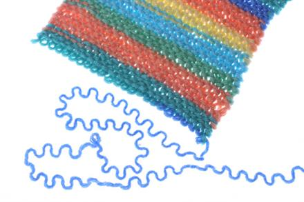 Knitting Unraveling Stitches : Becoming Who I Am: Unravelling