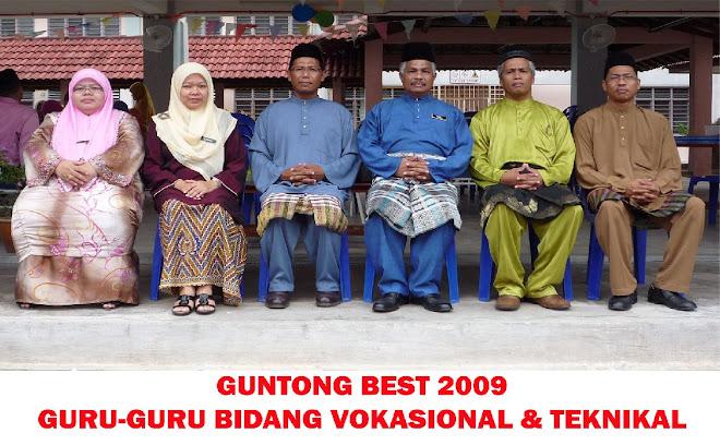 GURU-GURU BIDANG VOKASIONAL & TEKNIKAL