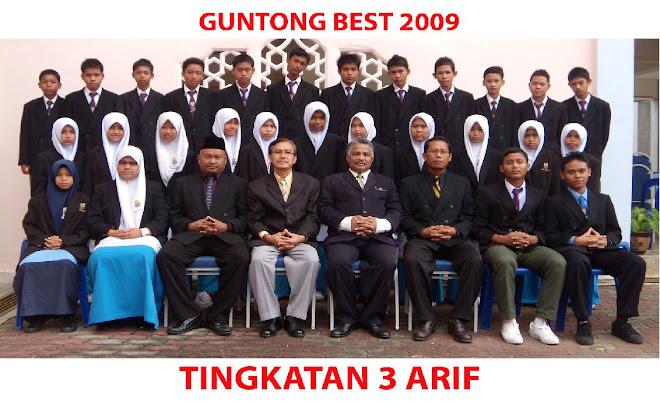 TINGKATAN 3 ARIF
