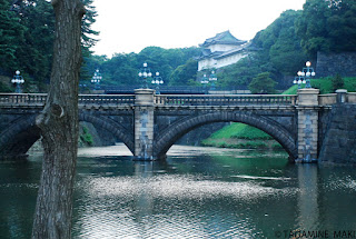 An old bridge close to Imperial Palace