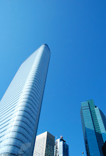 Theme Day for November : Blue, Tokyo Daily Photo, Japan