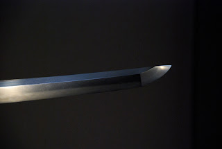 The theme day: metal, Japanese sword