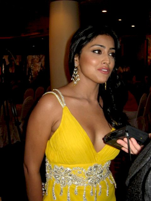 Shreya hot