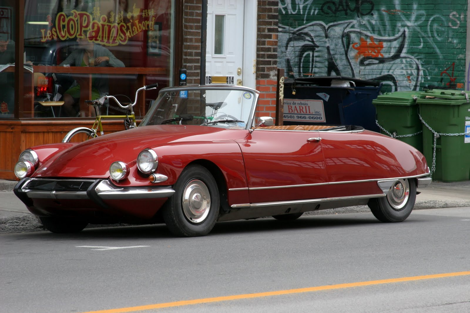 Beat on the Street: Citroen DS