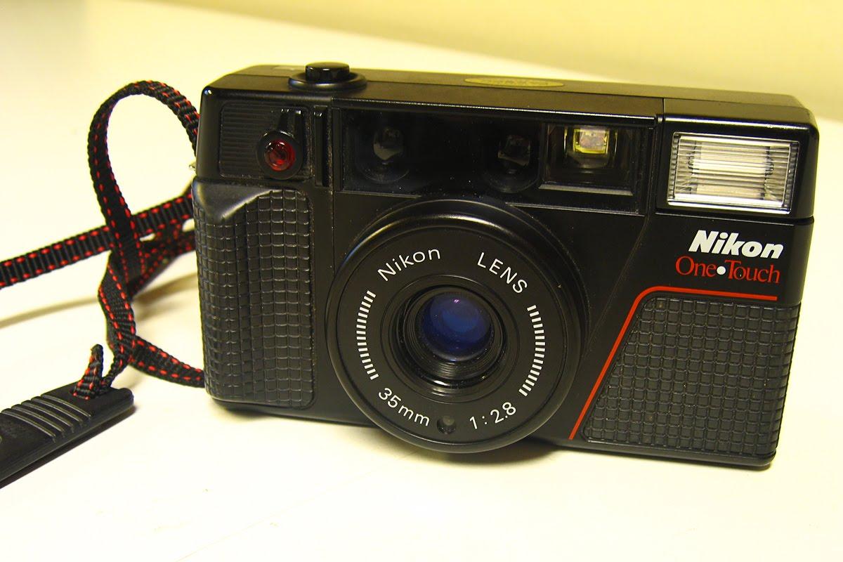 Random Camera Blog: A Little AF from Nikon