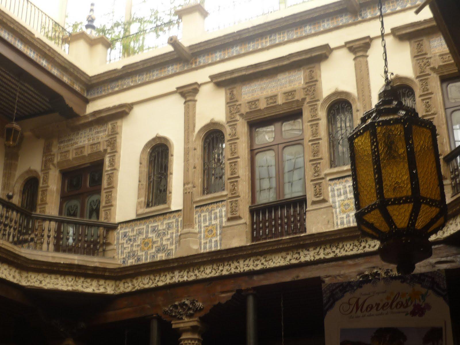 Britoky Dj Fotografias Interior De La Casa De Los Azulejos