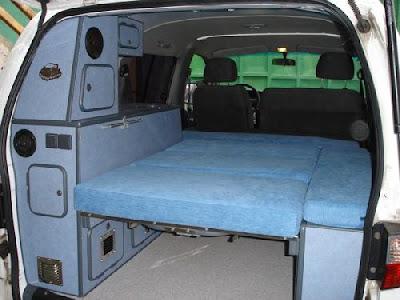 hyundai h1 camper kit. Black Bedroom Furniture Sets. Home Design Ideas