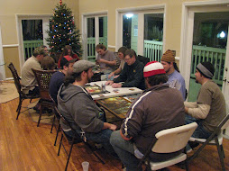 Christmas is ... Draft Time!