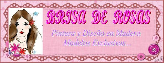 BRISA DE ROSAS....PINTURA Y DISEÑO EN TRUPAN