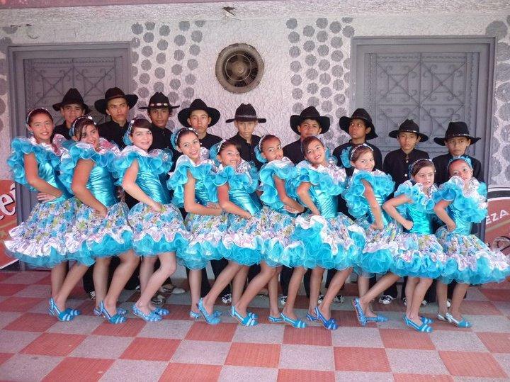 de los paz de ariporenos en concurso departamentales de baile llanero