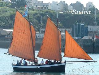 Tradboats voiliers traditionnels vieux gr ements et for Petit bateau brest siam