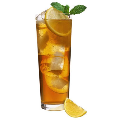 Sweet tea! There is nothing more refreshing on a sultry southern