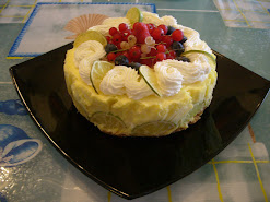torta alla mousse di lime