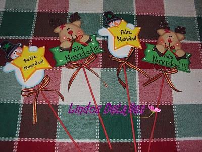 Lindos detalles navidad 2009 for Detalles de navidad