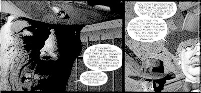 Reprinted from Jonah Hex #43 by Jimmy Palmiotti, Justin Gray and Paul Gulacy