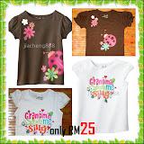 Jumping Beans Girl T-Shirt RM25
