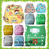 Cloth Diaper - Stock Clearance RM25 and above