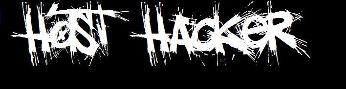 HOST HACKER