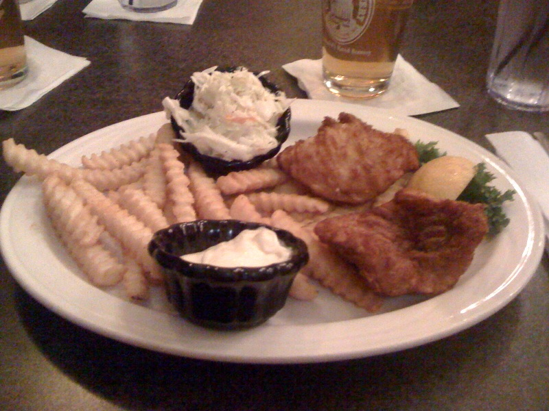 Wisconsin fish fry reviews july 2010 for Best fish fry madison wi