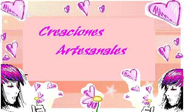 CREACIONES ARTESANALES