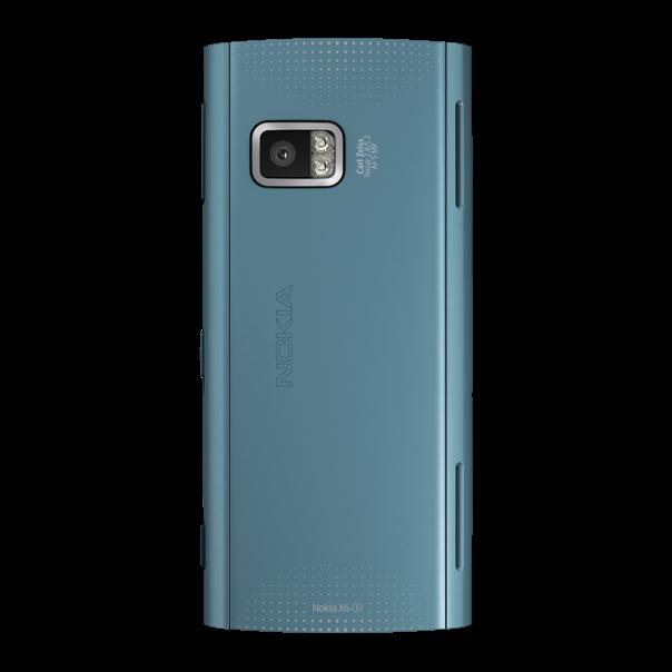 Nokia X6 8GB Mobile in India Soon