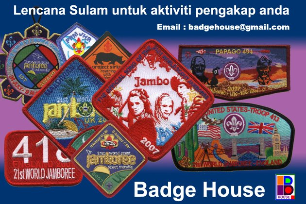 Badge House