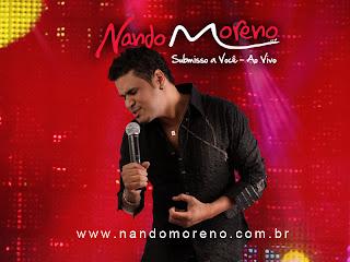Capa++Nando Baixar Cd Nando Moreno Submisso a você ao Vivo