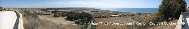 Панорамный снимок Куриона by TripBY.info
